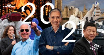 โลกปี 2021 และ 10 ประเด็นร้อนน่าจับตากับ ศ.ดร.สุรชาติ บำรุงสุข