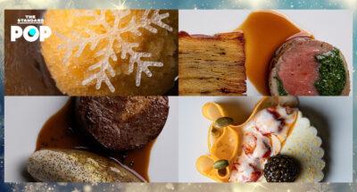 ฉลองค่ำคืนคริสต์มาสและปีใหม่ที่ Blue by Alain Ducasse ด้วยเมนูพิเศษและความงามของสายน้ำเจ้าพระยา