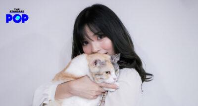 อร BNK48 ไอดอลสาวที่เติบโต-เรียนรู้ชีวิตควบคู่กับการเป็น 'ทาสแมว'