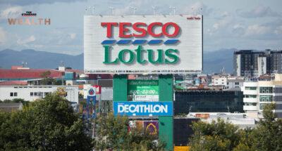 Tesco คาดปิดดีลขายธุรกิจในไทยและมาเลเซียให้แก่ CP มูลค่า 3.38 แสนล้าน ภายใน 18 ธันวาคมนี้