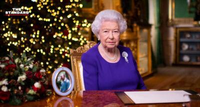 """""""คุณไม่ได้อยู่ตัวคนเดียว"""" ควีนเอลิซาเบธพระราชทานกำลังใจเนื่องในวันคริสต์มาส 2020"""
