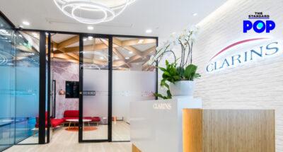 Clarins เลือกจีนเป็นที่ตั้งแล็บแห่งแรกในต่างประเทศ เน้นบุกเบิกด้าน R&D ยุคใหม่