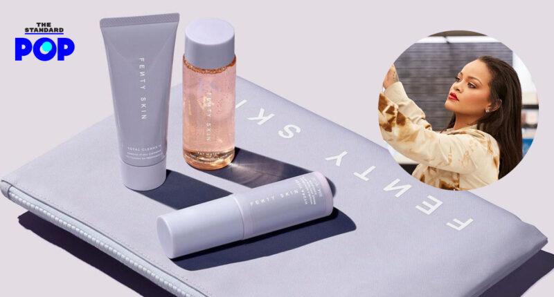 ริฮานนา เตรียมส่ง Fenty Skin แบรนด์ใหม่ล่าสุดของเธอเข้าไทย 26 ธันวาคมนี้