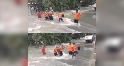 น้ำยังท่วมใต้ 7 จังหวัด ปภ. เร่งช่วยเหลือ เสียชีวิต 3 ราย นครศรีธรรมราชท่วม 19 อำเภอ