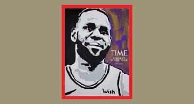 'Time' ยกเลอบรอน เจมส์ สุดยอดนักกีฬาแห่งปี 2020