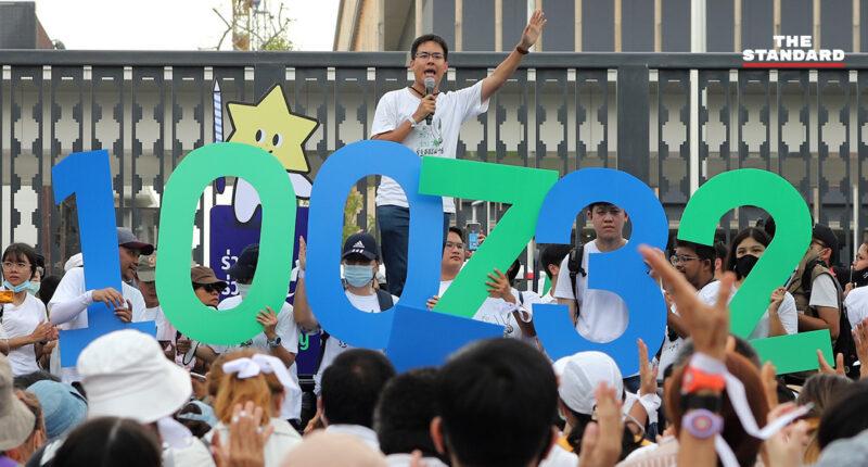 เปิดรายงานสิทธิมนุษยชน ปี 2563 เผย '10 เด่น' ประชาชนเสนอร่าง รธน. ส่วน '10 ด้อย' รัฐสภาไม่รับร่าง-คุกคาม-อุ้มหาย