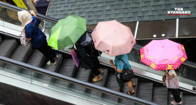 กรมอุตุฯ พยากรณ์อากาศวันนี้ ไทยตอนใต้ 10 จังหวัดระวังฝนตกหนัก อากาศหนาวเหนือ-อีสาน