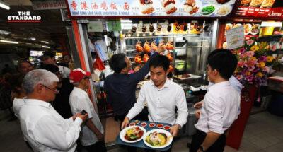 UNESCO ขึ้นทะเบียน 'หาบเร่แผงลอย' ของสิงคโปร์ เป็นมรดกวัฒนธรรมที่จับต้องไม่ได้ของมนุษยชาติ