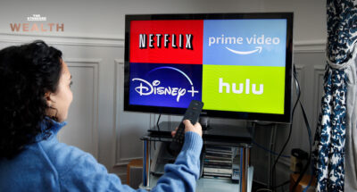 Netflix Disney และ Apple