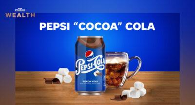PepsiCo สหรัฐฯ เขย่าตลาดน้ำสี เตรียมเปิดตัวรสชาติใหม่ 'โคลา โกโก้ มาร์ชเมลโล'
