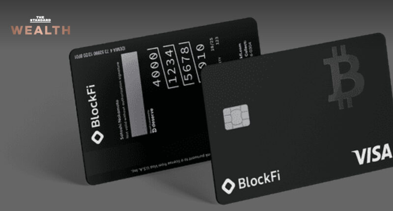 ให้ไมล์หรือเงินเชยไปแล้ว! บัตรเครดิตใบใหม่ของ Visa เสนอการให้คะแนนสะสมเป็น Bitcoin ใช้จริงต้นปี 2021