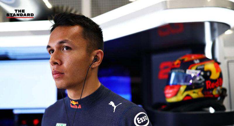 """""""ผมรู้สึกเจ็บปวด แต่ผมจะกลับมาให้ได้"""" อเล็กซ์ อัลบอน เปิดใจหลังหลุดตำแหน่งนักแข่งตัวจริงของทีมเรดบูลล์ เรซซิง ในศึก F1 ปี 2021"""