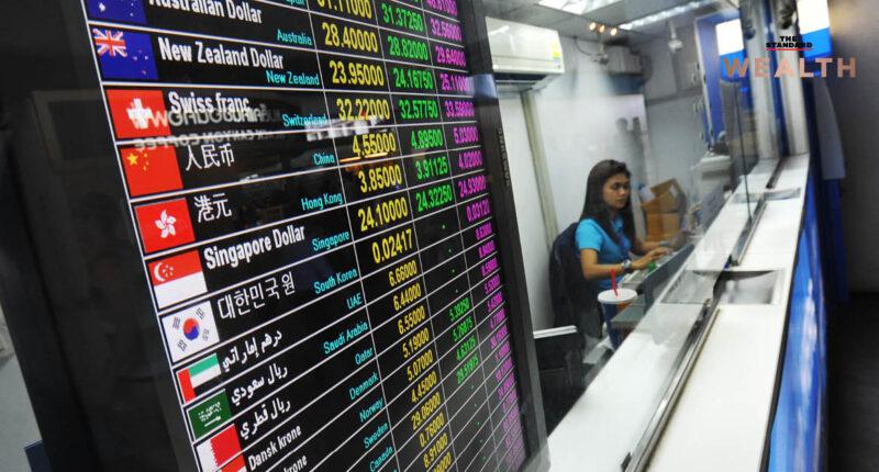'เงินบาท' พลิกกลับมาแข็งค่าแตะ 30.01 ต่อดอลลาร์ หลังตลาดเข้าสู่โหมดเปิดรับความเสี่ยง
