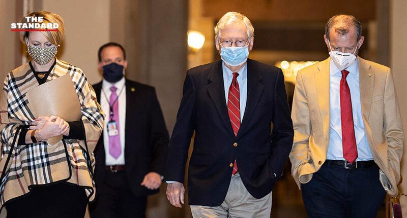 ผู้นำสภาคองเกรสเห็นชอบแพ็กเกจเยียวยา 9 แสนล้านดอลลาร์ มุ่งช่วยประชาชน-ธุรกิจอเมริกันที่กระทบหนักจากโควิด-19