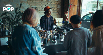 Flo Coffee Brewers ดื่มด่ำห้วงเวลาเงียบสงบ กับกาแฟแบบโอมากาเสะย่านสันป่าข่อย