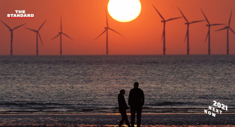 เทรนด์รักโลกปี 2021 ขับเคลื่อนสังคมสู่ 'อนาคตคาร์บอนต่ำ'