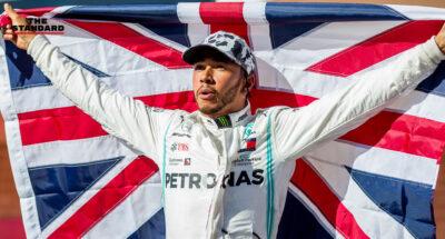 ลูอิส แฮมิลตัน คว้านักกีฬายอดเยี่ยมของ BBC ประจำปี 2020 หลังได้แชมป์โลก F1 สมัยที่ 7 ไปครอง