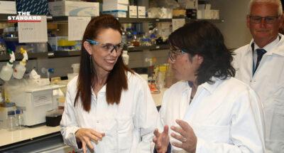 นิวซีแลนด์สั่งจองวัคซีนต้านโควิด-19 มากพอแล้ว เตรียมฉีดให้ประชาชนและแจกจ่ายให้ประเทศเพื่อนบ้านในแปซิฟิกฟรี