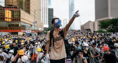 สหรัฐฯ จ่อคว่ำบาตรเจ้าหน้าที่จีนฐานกวาดล้างนักการเมืองฝั่งประชาธิปไตยในฮ่องกง