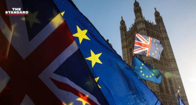 สหราชอาณาจักรและ EU