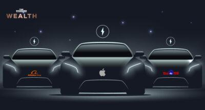 Apple Alibaba Baidu