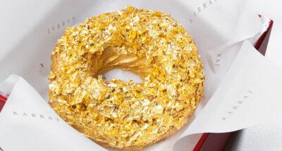 โดนัททองคำ 24K จาก KARRAT ที่สามารถมอบเป็นของขวัญสุดประทับใจในโอกาสพิเศษ