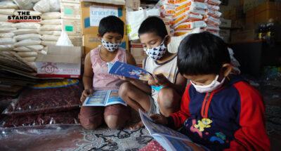 UNICEF และพันธมิตร เร่งแจกจ่ายสิ่งของจำเป็น