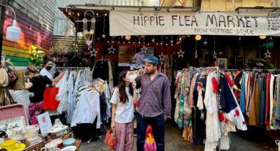 เมื่อข้าวสารต้องเงียบอีกครั้ง 'Hippie De Bar' ปรับตัวเปิด Hippie & Friend Vintage Flea Market สู้วิกฤตโควิด-19 ระลอกใหม่