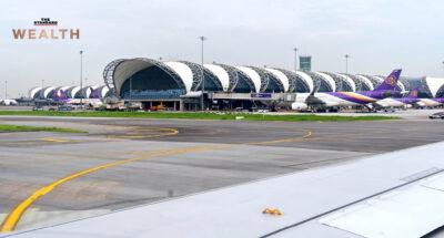AOT อุ้มผู้ประกอบการ ประกาศยืดเวลาจ่าย 'ค่าตอบแทน-ค่าเช่าพื้นที่' ใน 6 สนามบินอีก 6 เดือน