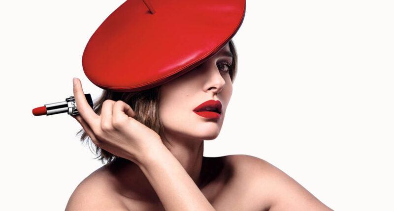 นาตาลี พอร์ตแมน กลับมาเฉิดฉายครั้งใหม่พร้อมการเปิดตัวลิปสติกสุดปังจาก Dior Makeup