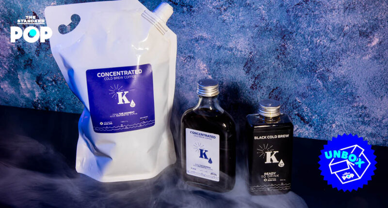 Katanyu Cold Brew Concentrated