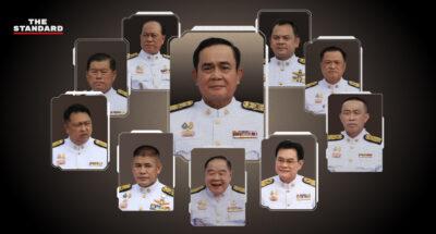 เปิดพฤติการณ์ 10 รัฐมนตรี ที่ฝ่ายค้านยื่นอภิปรายไม่ไว้วางใจ