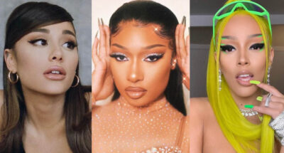 Ariana Grande ปล่อยเพลง 34+35 เวอร์ชันรีมิกซ์ ได้ Doja Cat และ Megan Thee Stallion มาแจม