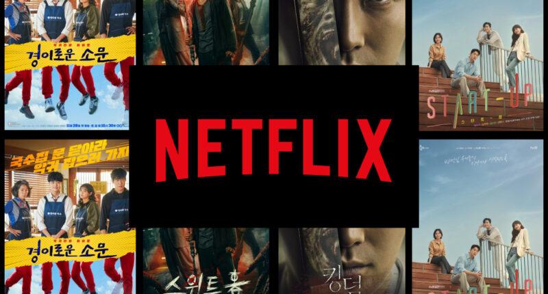 เตรียมอดนอนกันอีกยาว! Netflix เพิ่มเงิน 700 ล้านดอลลาร์สหรัฐ ลงทุนสร้างออริจินัลคอนเทนต์ระยะยาวในเกาหลีใต้
