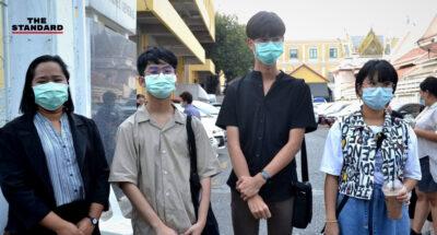 อัยการสั่งฟ้องนักเรียนเลว-นักเรียนไท รวม 3 คน ชุมนุมฝ่าฝืน พ.ร.ก. ฉุกเฉินฯ ทั้งหมดยืนยันสู้คดี