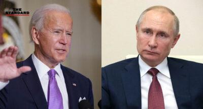 ไบเดนคุยโทรศัพท์กับปูตินครั้งแรก ถกประเด็นการแทรกแซงเลือกตั้ง, เหตุประท้วงในรัสเซียหลังจับกุมนาวัลนี, ต่อสัญญาจำกัดอาวุธนิวเคลียร์