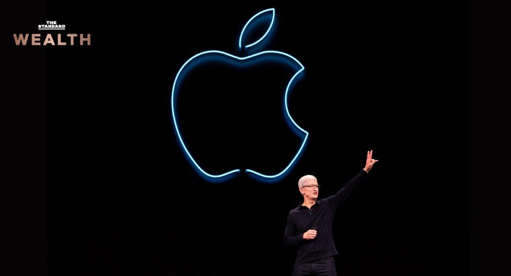 Apple ปิด Q4 รับทรัพย์อื้อ กวาดรายได้ทะลุ 1 แสนล้านดอลลาร์ครั้งแรก พบตัวเลขอุปกรณ์ที่ใช้งานพุ่ง 1.65 พันล้านเครื่องทั่วโลก