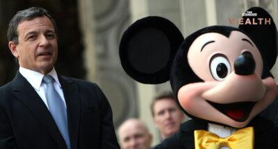 บ๊อบ ไอเกอร์ ประธานบริหาร Disney ถูกลดค่าแรงปี 2020 ลง 56% เหลือ 630 ล้านบาท ผลพวงโควิด-19
