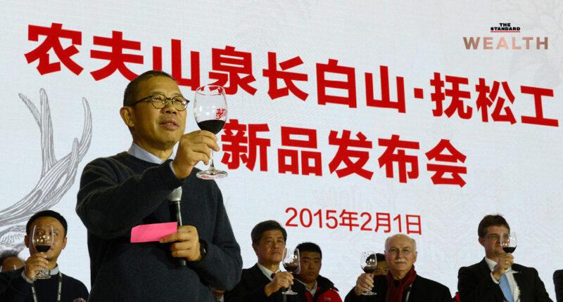 มหาเศรษฐีจีน เจ้าของฉายา 'หมาป่าเดียวดาย' ขึ้นแท่นรวยสุดในเอเชีย