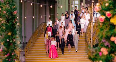 Chanel กับคอลเล็กชันกูตูร์ Spring/Summer 2021 ที่จำลองงานแต่งงานสไตล์โบฮีเมียนที่ Grand Palais