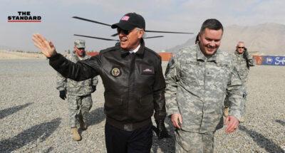 ไบเดน เตรียมยกเลิกการแบนทรานส์เจนเดอร์เข้าทำงานในกองทัพสหรัฐฯ เน้นย้ำสนับสนุนความหลากหลาย