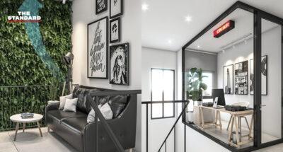 'บ้านที่เป็นมากกว่าบ้าน' SC Asset ตอบโจทย์ WFH และโควิด-19 ปั้นแนวคิดออกแบบบ้านรูปแบบใหม่