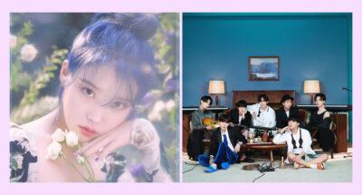 ปรบมือแสดงความยินดี IU และ BTS คว้ารางวัลใหญ่จากงานประกาศรางวัลดนตรีแห่งปี Golden Disc Awards 2021
