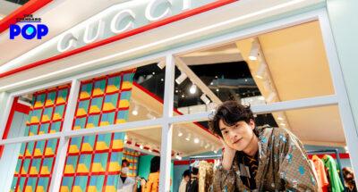Gucci Doraemon shop