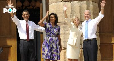 รวมภาพสไตล์ของ Jill Biden สุภาพสตรีหมายเลขหนึ่งคนใหม่ของสหรัฐอเมริกา