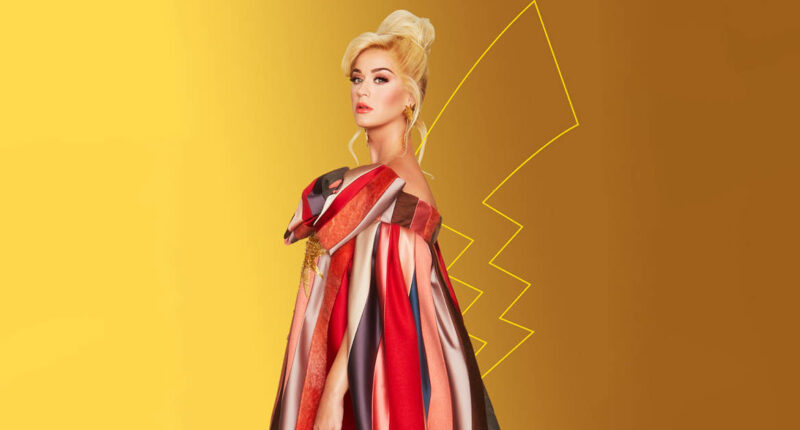 Katy Perry ร่วมโปรเจกต์ฉลองครบรอบ 25 ปี Pokemon ที่ใช้ชื่อว่า 'P25 Music'