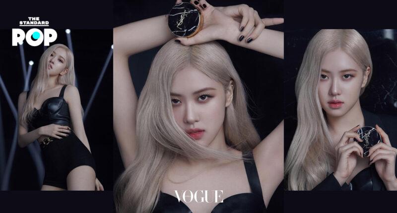 Rosé แห่งวง BLACKPINK ขึ้นแท่นเป็นมิวส์คนใหม่ของ YSL Beauty