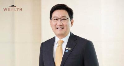 ดร.ภากร ปีตธวัชชัย กรรมการและผู้จัดการ ตลาดหลักทรัพย์แห่งประเทศไทย