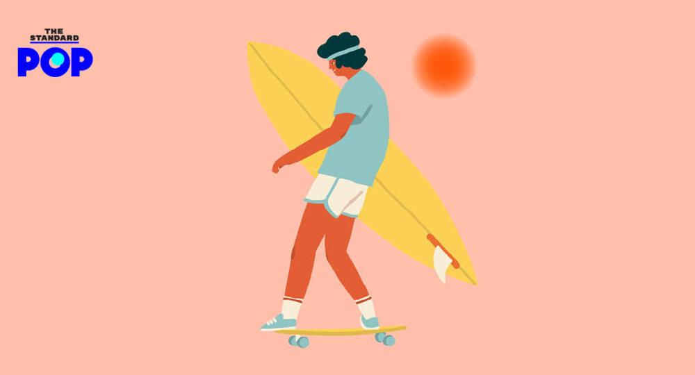 """""""นายน่ะ ก็โต้คลื่นบนบกได้นะ"""" รู้จัก Surfskate เทรนด์กีฬามาแรงที่เล่นได้ตั้งแต่เด็กยันผู้สูงวัย"""