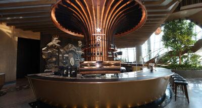 เปิดแล้ว 'Third Place ที่ใหญ่ที่สุดในไทย' Starbucks Reserve 'ไอคอนสยาม' สาขาที่ 417